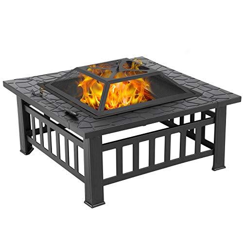 Yaheetech 32in Outdoor Fire
