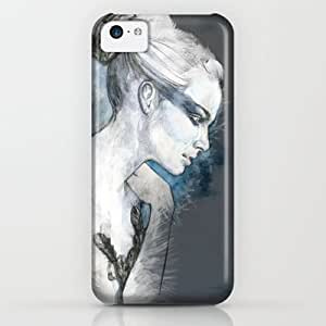 Society6 - Black Swan iPhone & iPod Case by Susana Miranda Ilustraci?3n