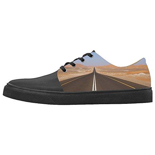 Dalliy sch?ne w¨¹stenlandschaft Womens Canvas shoes Schuhe Footwear Sneakers shoes Schuhe
