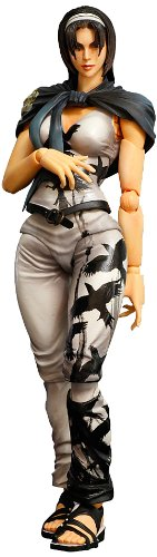 2 Figure Arts Play Action (Square Enix Tekken Tag Tournament 2: Jun Kazama Play Arts Kai Action Figure)