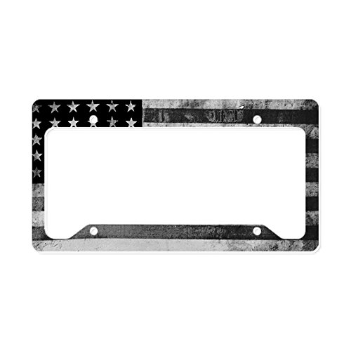 Compare Price To License Plate Frame American Flag