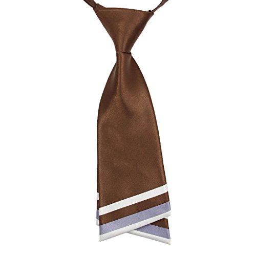 HANERDUN Womens Bowtie Ladies Pre Tied Silk Necktie Costume Accessory Gift Idea for $<!--$3.49-->