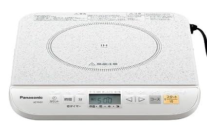 パナソニック IH調理器 KZ-PH31-W