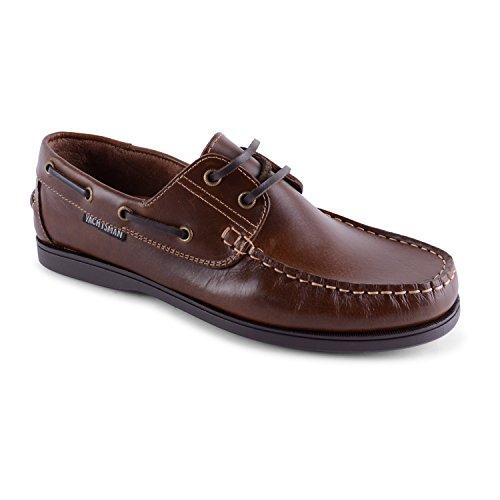 Seafarer - Náuticos para hombre marrón