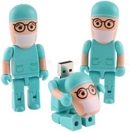 USB Flash Drive Doctor Surgeon 8GB 2.0