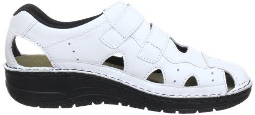 Larena para de Blanco Weiß Weiß 03100 mujer Berkemann 101 Zapatillas cuero dIfYdBwq