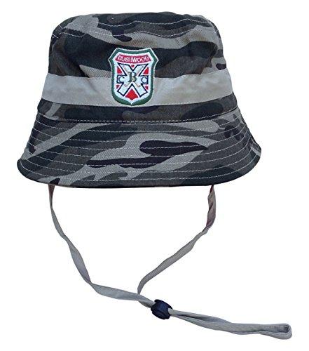 Caddyshack Camo Bucket Hat with Bushwood Crest]()