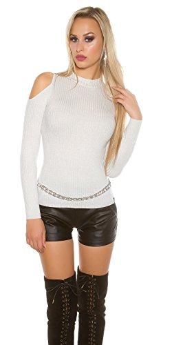 In-Stylefashion - Jerséi - para mujer plata