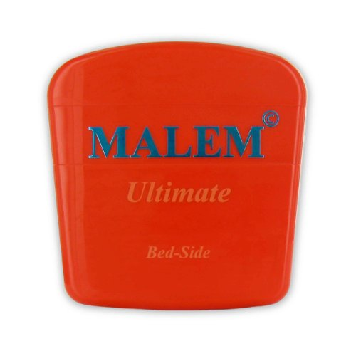 Malem Bed-Side Bedwetting Enuresis Alarm with Pad [Health and Beauty] by Malem (Image #4)