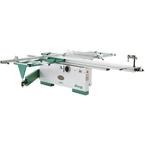 Grizzly G0699  Sliding Table Saw with  Scoring Blade (Grizzly Sliding Table)