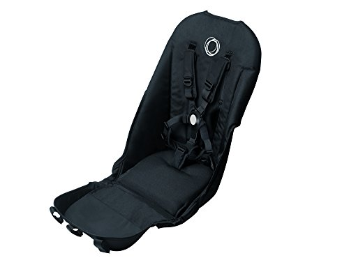 Bugaboo Donkey2 Seat Fabric, Black