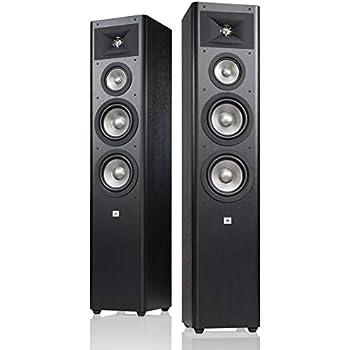 amazon com jbl studio 290 dual 8 inch 3 way floorstanding rh amazon com JBL Home Theater System JBL Home Theater System