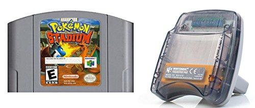 Pokemon Stadium with Transfer Pak - Nintendo 64 N64