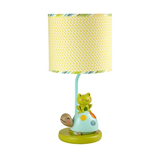 Carter's Pond Collection Lamp and Shade (Lily Pond Collection)