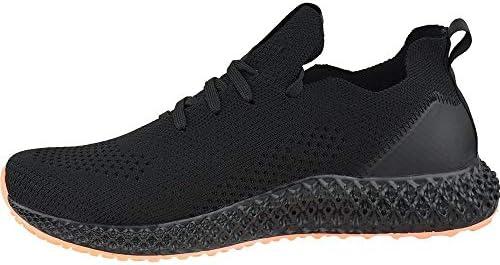 Big Star heren FF174233_42 sneakers, zwart