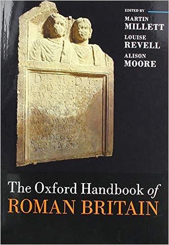 The Oxford Handbook of Roman Britain Oxford Handbooks: Amazon.es: Millett, Martin, Revell, Louise, Moore, Alison: Libros en idiomas extranjeros