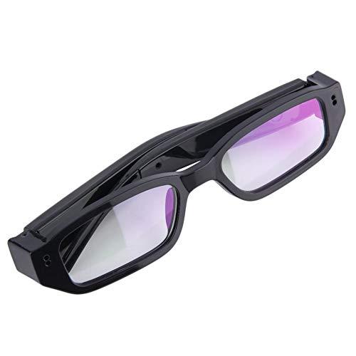 Matthew00Felix Mini HD Glasses Camera Glasses Video Audio Recorder Cam Full HD 1920*1080P