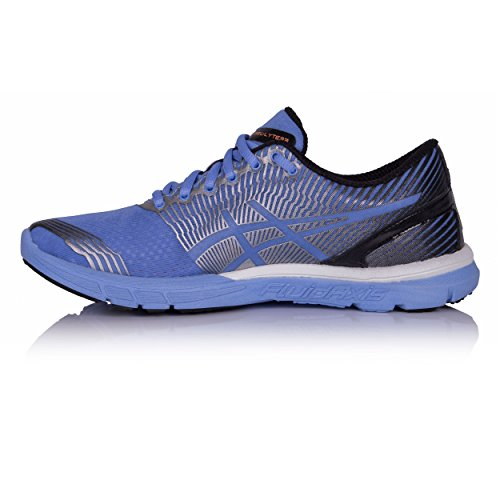 Asics Gel-Lyte 33 3 Damen Running Schuhe blau T462N-2890 CAPRI BLUE/BLK/ORANGE