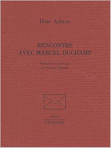 Lire Rencontre avec Marcel Duchamp pdf ebook