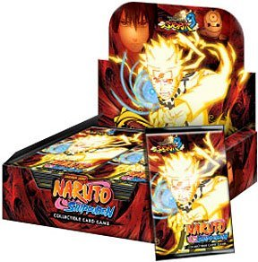 Naruto Booster Box - 5