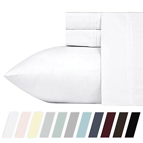 California Design Den 400 Thread Count Sheet Set 100 Long Staple