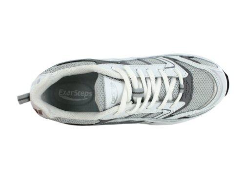 Exersteps Selectie Witte Sneakers Dames Wit