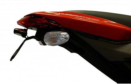 Bun002263 Years 2013 to 2018 Evotech Performance Ducati Hypermotard 939 /& 821 Fender Eliminator//Tail Tidy