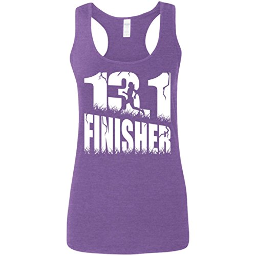 13.1 Finisher Tank Top - Perfect Tank Top for Women - Tank Top for Women -Outdoor Activities - Gift for Her, Mom, Girls
