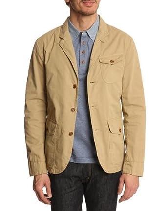 FACONNABLE - Vestes casual - Homme - Veste Tailored Denim Beige - M ... 77189c21113d