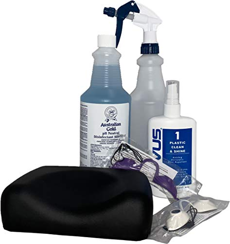 Tanning Bed Accessory Kit - Clean & ()