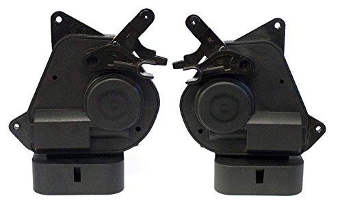- Front Right and Left Door Lock Actuator Motor 2pc fits 2001 2002 2003 2004 2005 Toyota Rav4