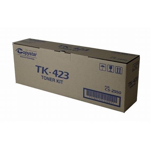 (Copystar CS-2550 OEM Black 15K Yield Toner Cartridge)