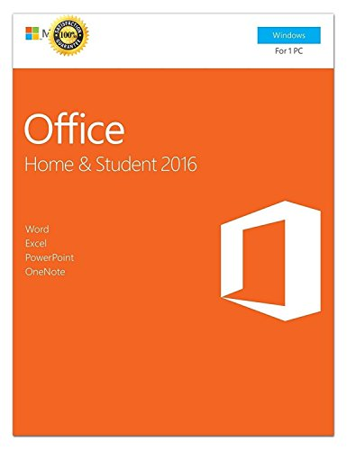 Price comparison product image 2018 New Office 2016 Home and Student PC Key Card For Windows 10 NO DVD