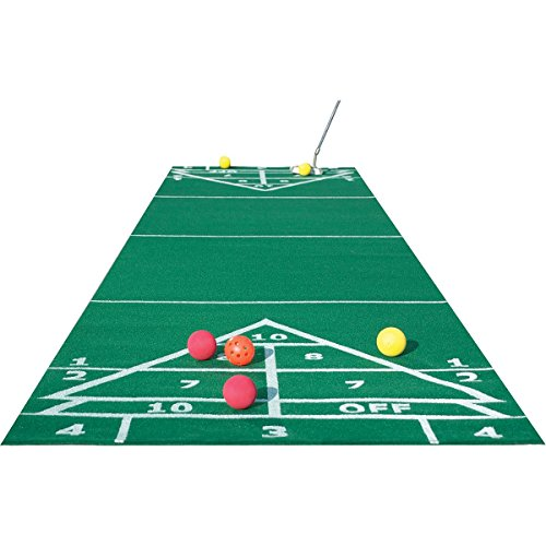 Putter Around House Shuffleboard Bocce