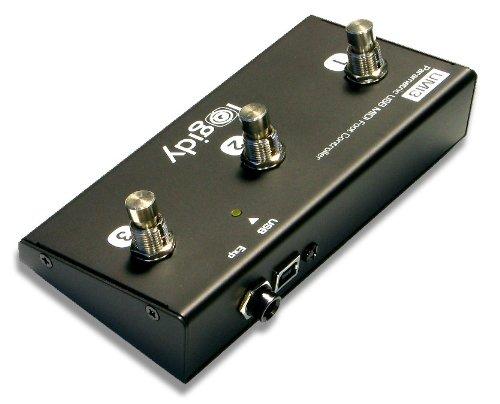 Logidy UMI3 MIDI over USB Foot Controller by Logidy