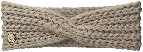 Vince Camuto Women's Chunky Jersey Headband, Driftwood Heather, One Size