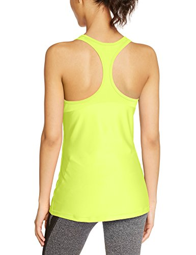 Under Armour Fitness - T-Shirt und Tank HG Alpha - Camiseta de fitness para mujer amarillo