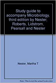 Nester microbiology study guide