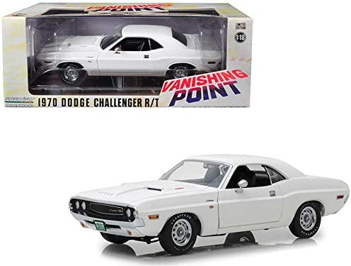 Greenlight Dodge Challenger Rt 1970 Vanishing Point 86545 1//43