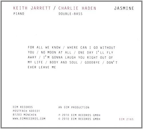 Keith Jarrett Charlie Haden Jasmine Amazon Music