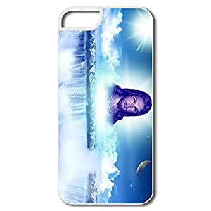 Keke Personalized Cute Case Jesus For IPhone 5/5s