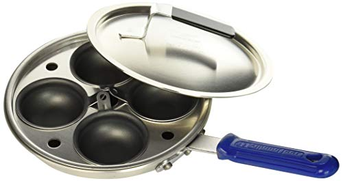 (Vollrath (56507) 4-Cup Egg Poacher Set)