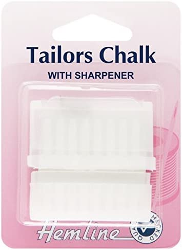 Sewing Tailors Chalk with Sharpener