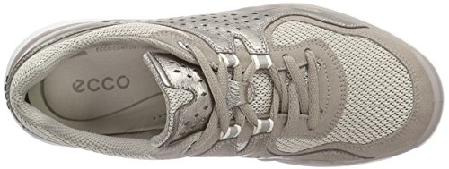 ECCO Lynx Ladies - Zapatillas Mujer Beige (MOON ROCK/GRAVEL/WARM GREY MET59776)