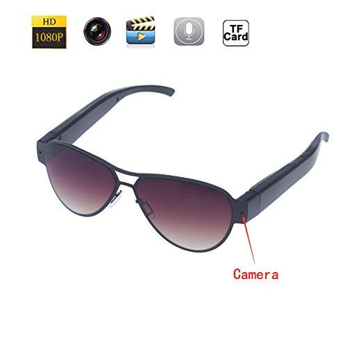 Camera Sunglasses 19201080 Surveillance Recorder