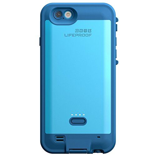 Lifeproof FRE POWER iPhone 6/6s (4.7'' Version) Waterproof Battery Case - Retail Packaging - BASE JUMP BLUE (BASE BLUE/SNOWCONE BLUE) by LifeProof (Image #7)