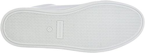 Schmoove Herren Spark Clay Nappa / Suede Flach Blanc (bianco / Ruggine)