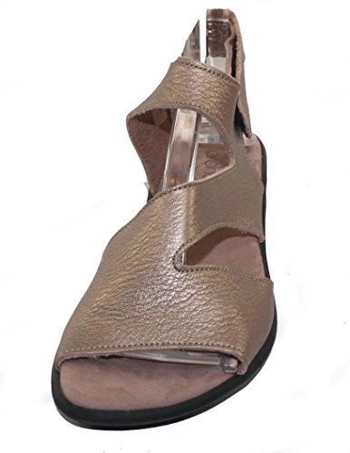 Arche Mujeres Saossy En Antico Fast Pearlized Leather Metal - Rubor Metalizado - Talla 36 M