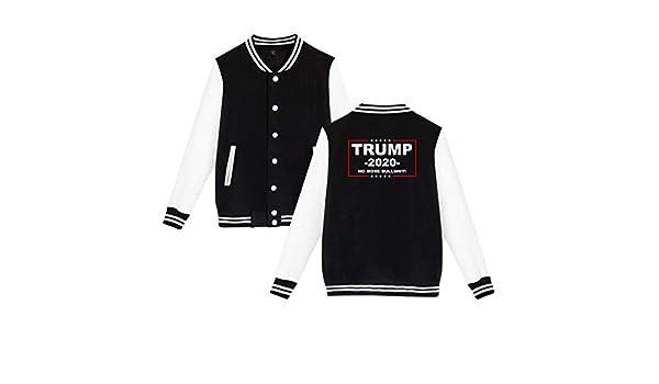 ZGYPBA2BA Trump 2020 Baseball Uniform Jacket Sport Coat