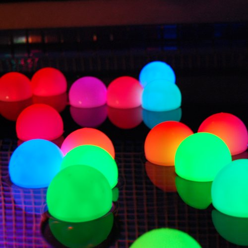 Mood Light Garden Deco Ball Light Up Orb Buy Online In Uae Health And Beauty Products In